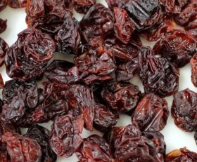 Sweet Sun-dried Cherries